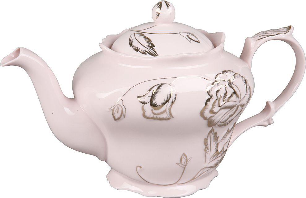 Чайник заварочный Rosenberg. 804677.858@20239чайник заварочный , размеры 27 х 13.5 х 16.5 см, 1000мл