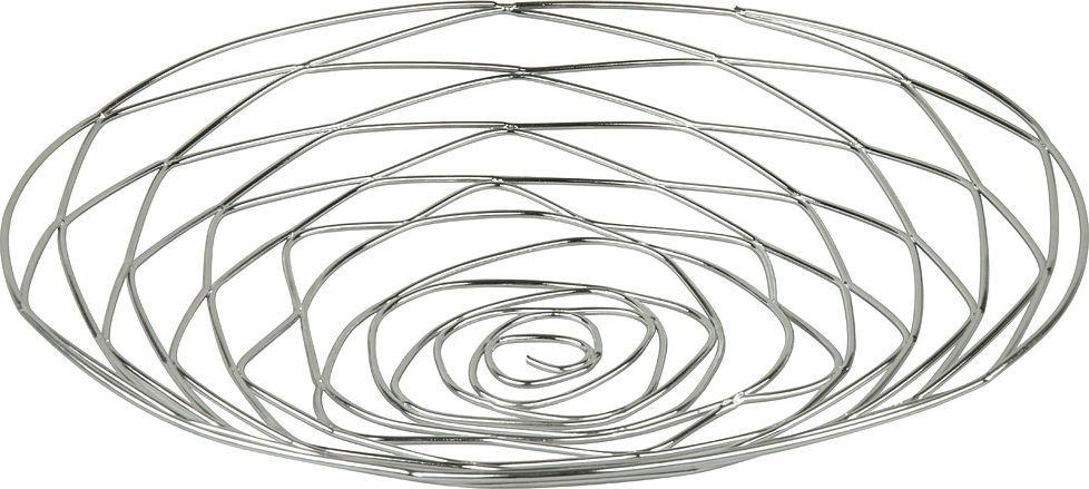 Ваза 1-ярусная универсальная Rosenberg. JCH-99577.858@11312диаметр: 25 см, высота: 5 см