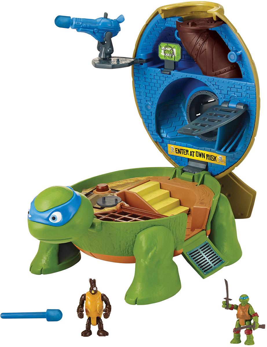 Черепашки Ниндзя Игровой набор Тренировочный зал игровые наборы turtles мотодельтаплан черепашки ниндзя без фигурки
