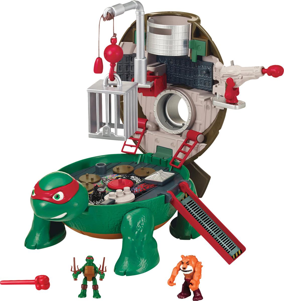 Черепашки Ниндзя Игровой набор Рафаэль на крыше игрушка мотодельтаплан черепашки ниндзя без фигурки
