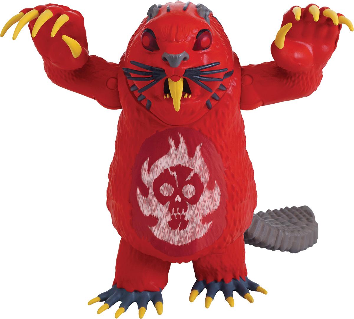 Черепашки Ниндзя Фигурка функциональная Бивер игрушки злые