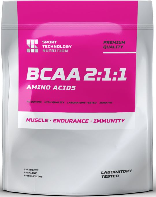 "BCAA Sport Technology Nutrition ""2:1:1"", 500 г"