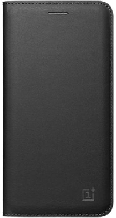 OnePlus Flip Cover чехол для OnePlus 5, Black case for oneplus 6 brushed texture voltage type cover