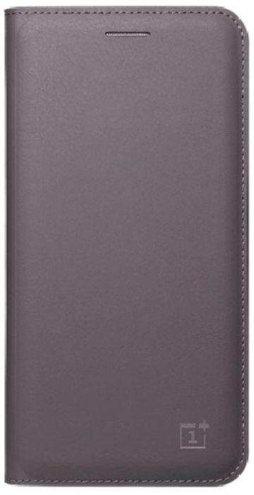 OnePlus Flip Cover чехол для OnePlus 5, Gray5431100019