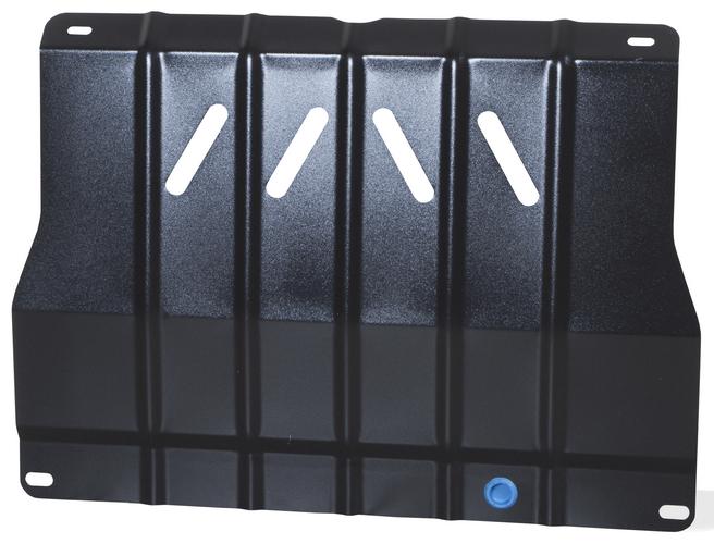 Защита картера и крепеж  Novline-Autofamily , для KIA Soul (13-&gt ) 1,6 бензин МТ/АТ - Тюнинг и защита - Защита внешних частей