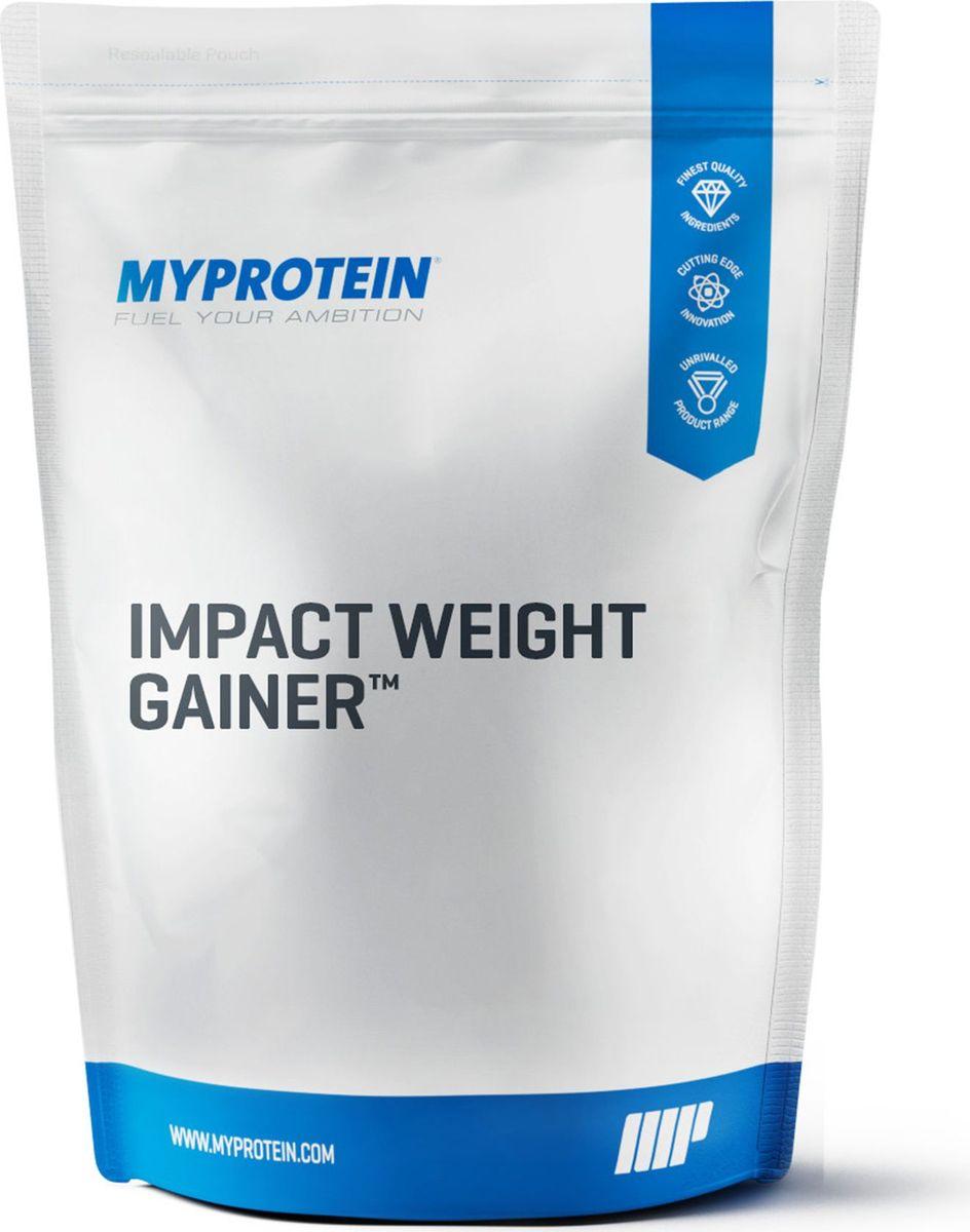 Гейнер Myprotein Impact Weight Gainer V2, шоколад, 2,5 кг11372974Гейнер Myprotein Impact Weight Gainer V2 - содержит более 380 калорий на порцию в 100 г и является идеальной углеводно-белковой добавкой для всех, кому нужно увеличить ежедневную калорийность рациона, для увеличения массы тела. Данная смесь сочетает в себе шотландский овёс ультра тонкого помола и активированный пророщенный ячмень. Наконец-то желанные долгие углеводы! Качественная белковая матрица включает в себя изолят сывороточного белка и концентрат молочного белка. Благодаря тому, что данная смесь включает в себя как быстро, так и медленно усваиваемый белок, Impact Weight Gainer идеально подходит для приема сразу после тренировки или для употребления в течение дня.Преимущества:В 1 порции данной смеси содержится более 27 г белка, который поможет росту и поддержанию качественной сухой мышечной массы, а также более 300 калорий. Только долгие углеводы! В отличие от других гейнеров, Impact Weight Gainer не содержит ни сахарного сиропа, ни мальтодекстрина. Только долгие углеводы, которые обеспечивают Вас энергией на протяжении длительного времени.Рекомендации по применению:Выпивайте одну порцию между приемами пищи и одну после тренировки. В дни отдыха выпивайте 1-2 порции между приемами пищи.Рекомендации по приготовлению:Добавьте 250-300 мл воды или молока в шейкер (чем меньше жидкости, тем более густым будет ваш коктейль). Потом добавьте 2,5 мерных ложки ложки продукта (100 г), смешайте и выпейте.Как повысить эффективность тренировок с помощьюспортивного питания? Статья OZON Гид