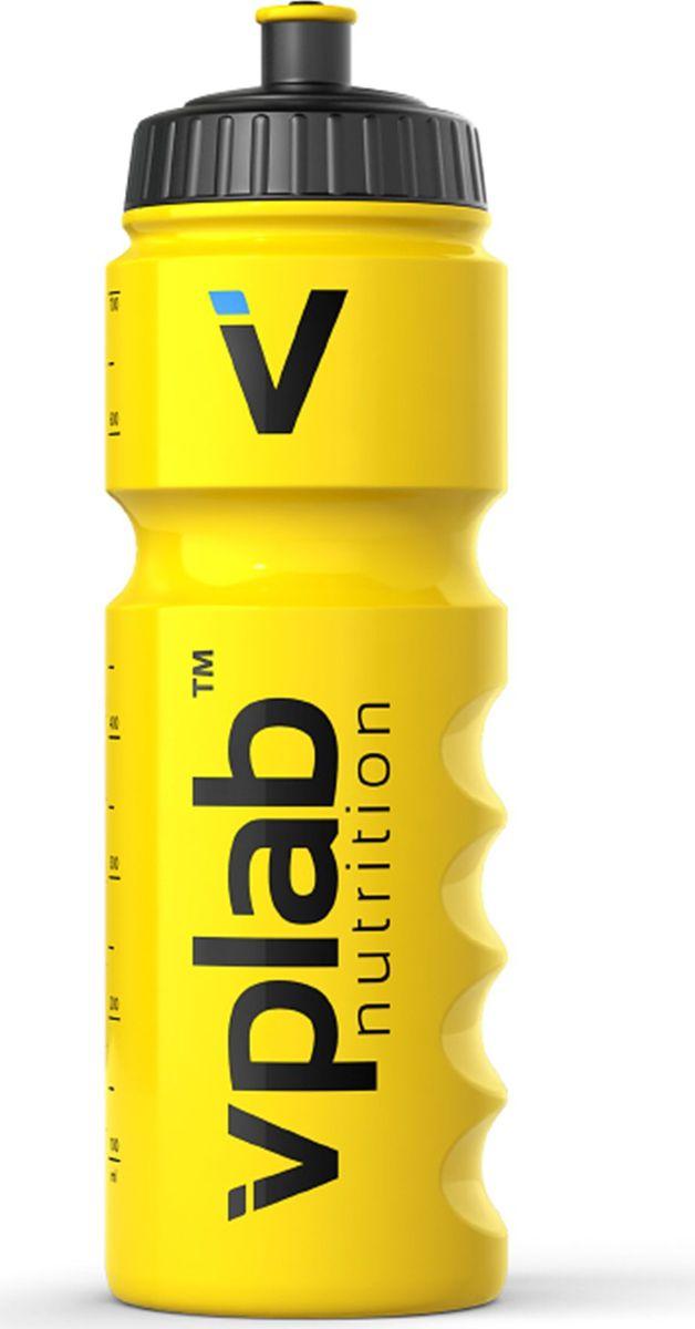 Бутылка для воды Vplab Gripper, цвет: желтый, 750 млVP54629Бутылка для воды Vplab Gripper - стильный и практичный спортивный аксессуар. Носик плотно закрывается, благодаря чему содержимое бутылки не прольется, и дольше останется свежим.Удобная бутылка пригодится как на тренировках, так и в походах или просто на прогулке.Как повысить эффективность тренировок с помощью спортивного питания? Статья OZON Гид