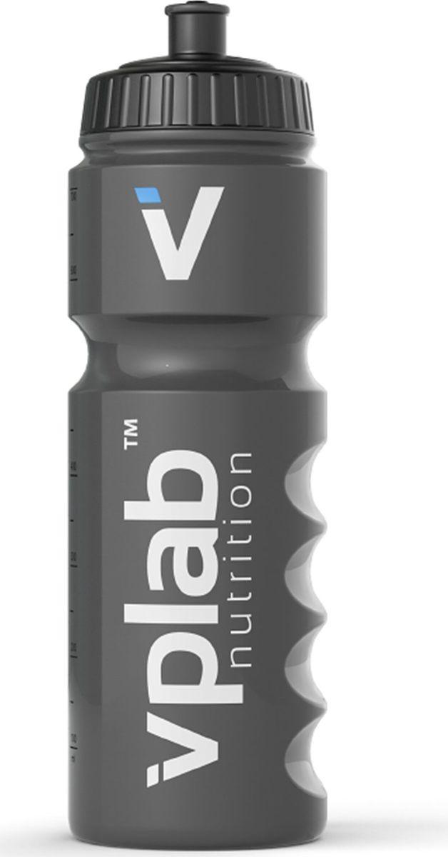 Бутылка для воды Vplab Gripper, цвет: черный, 750 мл vp laboratory vp laboratory fitactive l carnitine fitness drink 500гр page 2