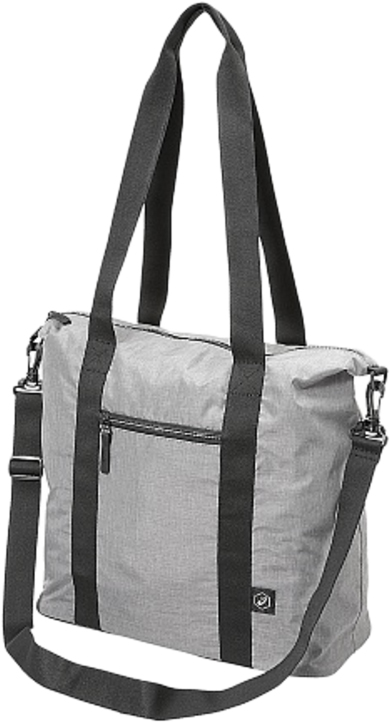 Сумка спортивная Asics Training Handbag, цвет: серый, 45 л146810-0714Спортивная форма, снаряжение и все, что может потребоваться на тренировке или матче, поместится в одной сумке. Объем основного отделения составляет 45 литров. Сумка выполнена из долговечного и не пропускающего влагу материала, так что ее можно спокойно оставить даже на мокром поле.