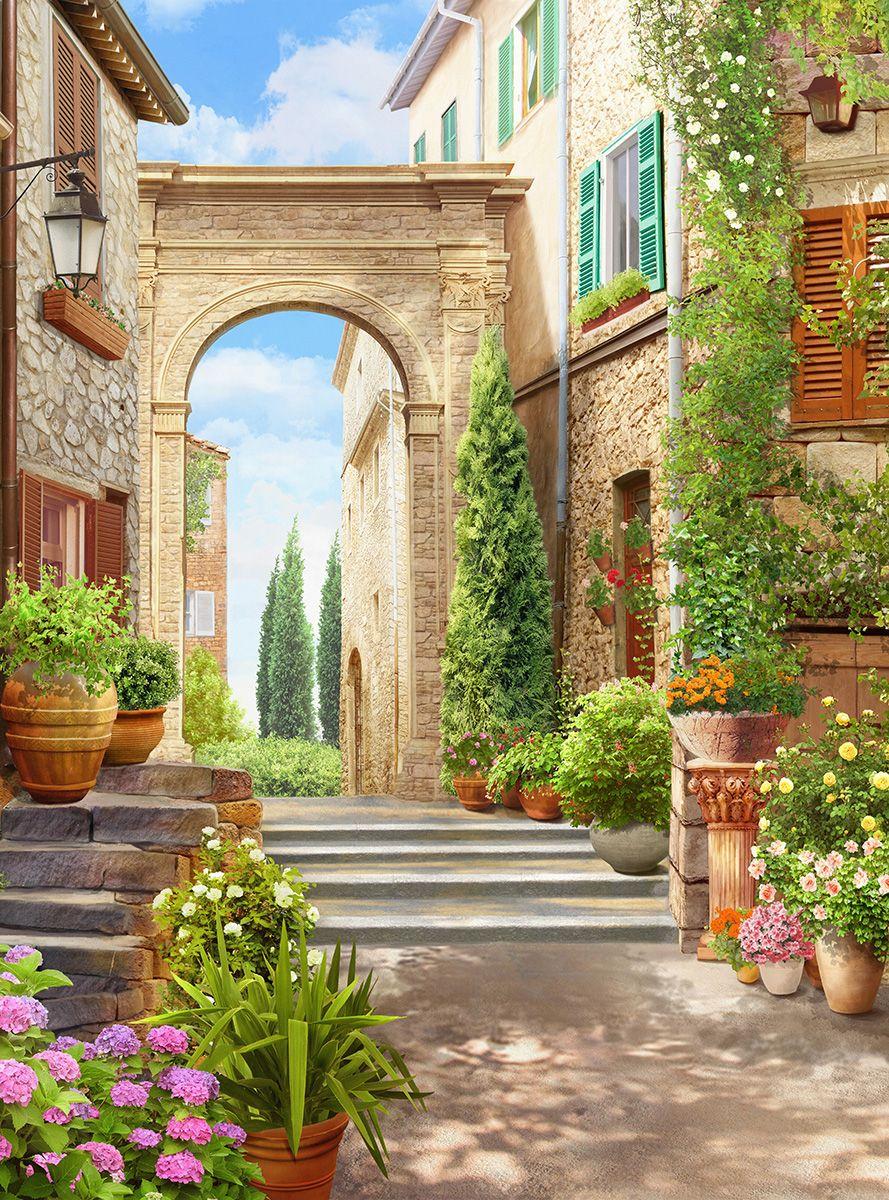 Фотообои флизелиновые Milan Каменная кладка/Итальянский дворик, текстурные, 2 х 2,7 мM 265Текстурные флизелиновые фотообои Milan Каменная кладка/Итальянский дворик позволят создать неповторимый облик помещения, в котором они размещены. Milan — дизайнерская коллекция фотообоев и фотопанно европейского качества, созданная на основе последних тенденций в мире интерьерной моды. Еще вчера эти тренды демонстрировались на подиумах столицы моды, а сегодня они нашли реализацию в декоре стен. Фотообои Milan реализуют концепцию доступности Моды для жителей больших и маленьких городов. Фотообои Milan — мода для стен, доступная каждому! Монтаж: Клеи Quelid Murale, Хенкель Metylan Овалид Т и Pufas Security GK10 . Принцип монтажа: стык в стык.