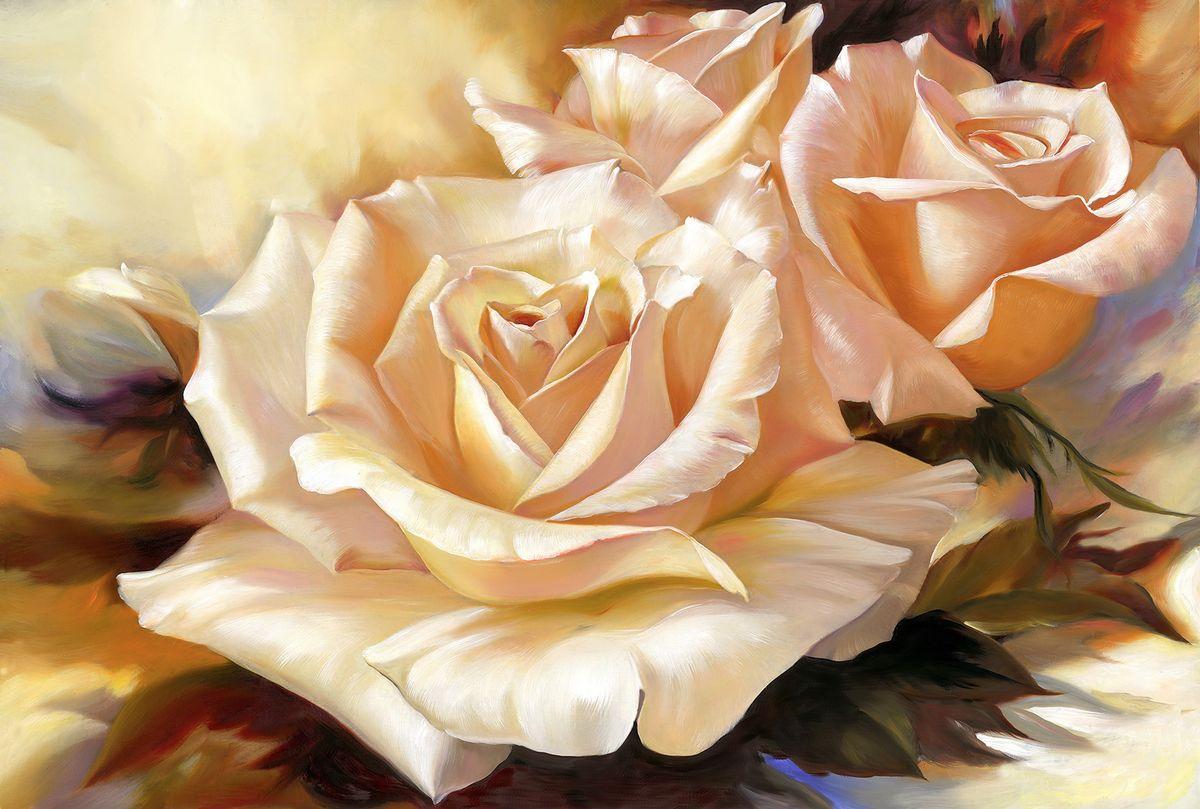 Фотообои флизелиновые Milan Чайная роза, текстурные, 4 х 2,7 мM 460Текстурные флизелиновые фотообои Milan Чайная роза позволят создать неповторимый облик помещения, в котором они размещены. Milan — дизайнерская коллекция фотообоев и фотопанно европейского качества, созданная на основе последних тенденций в мире интерьерной моды. Еще вчера эти тренды демонстрировались на подиумах столицы моды, а сегодня они нашли реализацию в декоре стен. Фотообои Milan реализуют концепцию доступности Моды для жителей больших и маленьких городов. Фотообои Milan — мода для стен, доступная каждому! Монтаж: Клеи Quelid Murale, Хенкель Metylan Овалид Т и Pufas Security GK10 . Принцип монтажа: стык в стык.