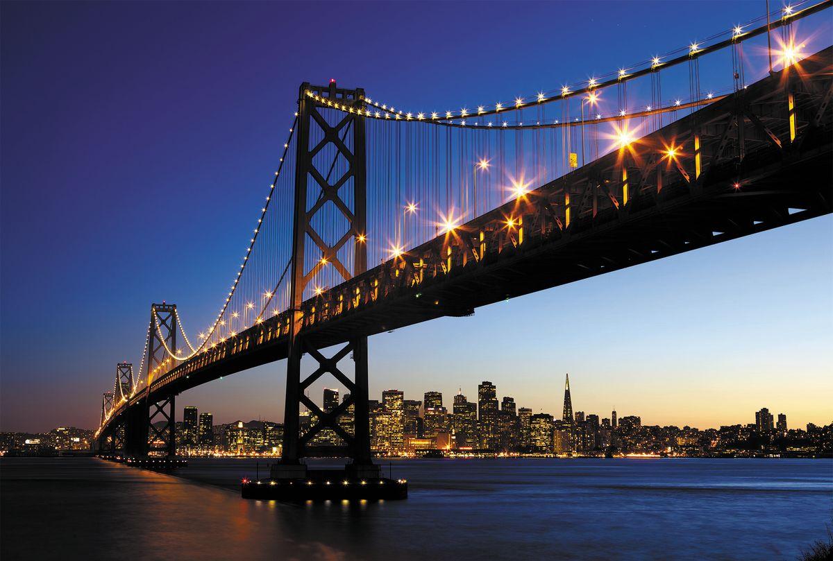 Фотообои флизелиновые Milan Сан-Франциско, текстурные, 4 х 2,7 мM 482Текстурные флизелиновые фотообои Milan Сан-Франциско позволят создать неповторимый облик помещения, в котором они размещены. Milan — дизайнерская коллекция фотообоев и фотопанно европейского качества, созданная на основе последних тенденций в мире интерьерной моды. Еще вчера эти тренды демонстрировались на подиумах столицы моды, а сегодня они нашли реализацию в декоре стен. Фотообои Milan реализуют концепцию доступности Моды для жителей больших и маленьких городов. Фотообои Milan — мода для стен, доступная каждому! Монтаж: Клеи Quelid Murale, Хенкель Metylan Овалид Т и Pufas Security GK10 . Принцип монтажа: стык в стык.