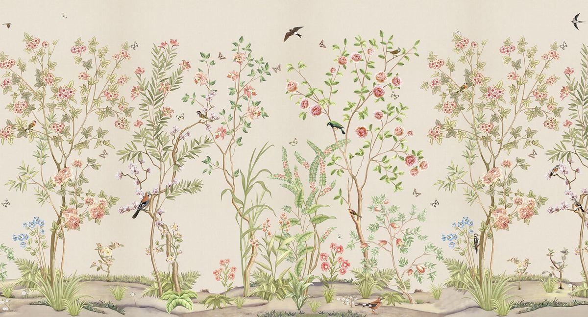 Фотообои флизелиновые Milan Волшебный сад, текстурные, 5 х 2,7 мM 9501Текстурные флизелиновые фотообои Milan Волшебный сад позволят создать неповторимый облик помещения, в котором они размещены. Milan — дизайнерская коллекция фотообоев и фотопанно европейского качества, созданная на основе последних тенденций в мире интерьерной моды. Еще вчера эти тренды демонстрировались на подиумах столицы моды, а сегодня они нашли реализацию в декоре стен. Фотообои Milan реализуют концепцию доступности Моды для жителей больших и маленьких городов. Фотообои Milan — мода для стен, доступная каждому! Монтаж: Клеи Quelid Murale, Хенкель Metylan Овалид Т и Pufas Security GK10 . Принцип монтажа: стык в стык.
