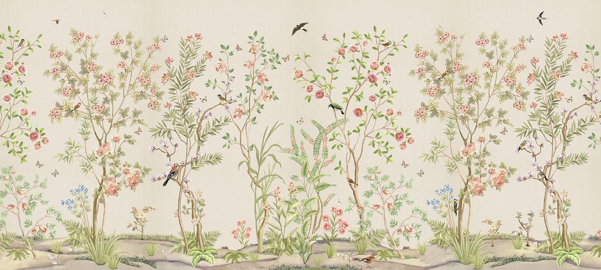 Фотообои флизелиновые Milan Волшебный сад, текстурные, 6 х 2,7 мM 9601Текстурные флизелиновые фотообои Milan Волшебный сад позволят создать неповторимый облик помещения, в котором они размещены. Milan — дизайнерская коллекция фотообоев и фотопанно европейского качества, созданная на основе последних тенденций в мире интерьерной моды. Еще вчера эти тренды демонстрировались на подиумах столицы моды, а сегодня они нашли реализацию в декоре стен. Фотообои Milan реализуют концепцию доступности Моды для жителей больших и маленьких городов. Фотообои Milan — мода для стен, доступная каждому! Монтаж: Клеи Quelid Murale, Хенкель Metylan Овалид Т и Pufas Security GK10 . Принцип монтажа: стык в стык.