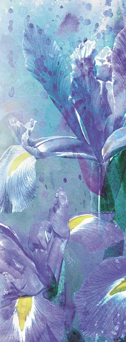 Фотообои флизелиновые Milan Ирисы, текстурные, 1 х 2,7 мM 132Текстурные флизелиновые фотообои Milan Ирисы позволят создать неповторимый облик помещения, в котором они размещены. Milan — дизайнерская коллекция фотообоев и фотопанно европейского качества, созданная на основе последних тенденций в мире интерьерной моды. Еще вчера эти тренды демонстрировались на подиумах столицы моды, а сегодня они нашли реализацию в декоре стен. Фотообои Milan реализуют концепцию доступности Моды для жителей больших и маленьких городов. Фотообои Milan — мода для стен, доступная каждому! Монтаж: Клеи Quelid Murale, Хенкель Metylan Овалид Т и Pufas Security GK10 . Принцип монтажа: стык в стык.