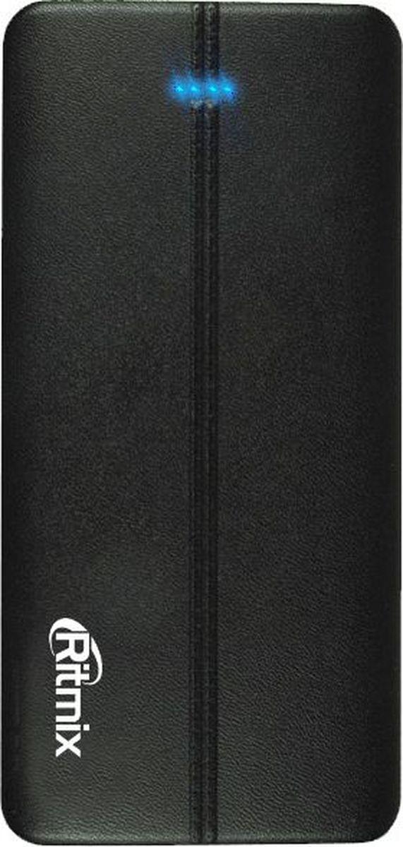 Ritmix RPB-6007P, Black внешний аккумулятор (6000 мАч)