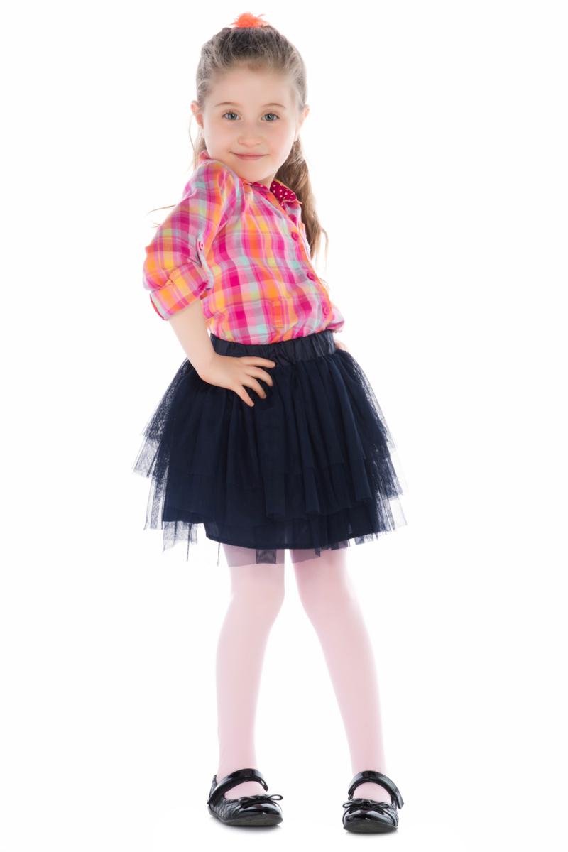 Колготки для девочки Penti Micro 40, цвет: розовый. m0c0327-0001 PNT_72. Размер 1 (85/100)m0c0327-0001 PNT_72Детские колготки изготовлены из высококачественного эластичного материала. Плотные однотонные колготки выполнены с мягкой резинкой на поясе.
