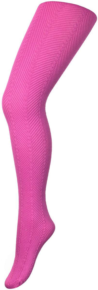 Колготки для девочки Penti Mira 50, цвет: пурпурный. m0c0327-0029 PNT_151. Размер 2 (101/112) личные мотивы