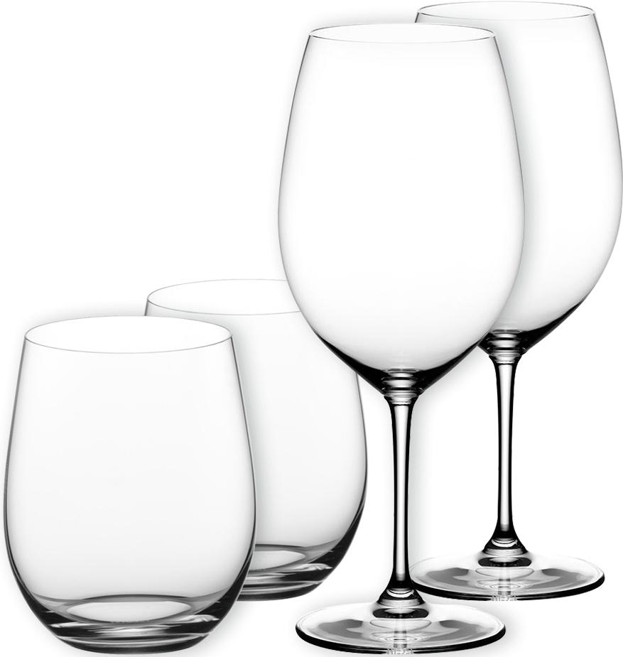 Набор для вина Riedel Vinum XL, 4 предмета. 5416/525416/52