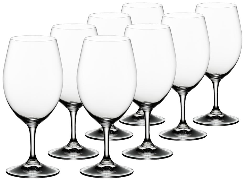 Набор фужеров для вина Riedel Ouverture, 530 мл, 8 шт. 5408/805408/80Набор фужеров для вина Riedel Ouverture, состоящий из шести фужеров,несомненно, придется вам по душе. Фужеры предназначены для подачи красноговина. Они изготовлены из прочного высококачественного прозрачного стекла.Фужеры сочетают в себе элегантный дизайн и функциональность. Благодарятакому набору пить напитки будет еще вкуснее. Набор фужеров для вина Riedel Ouverture идеально подойдет для сервировкистола и станет отличным подарком к любому празднику.
