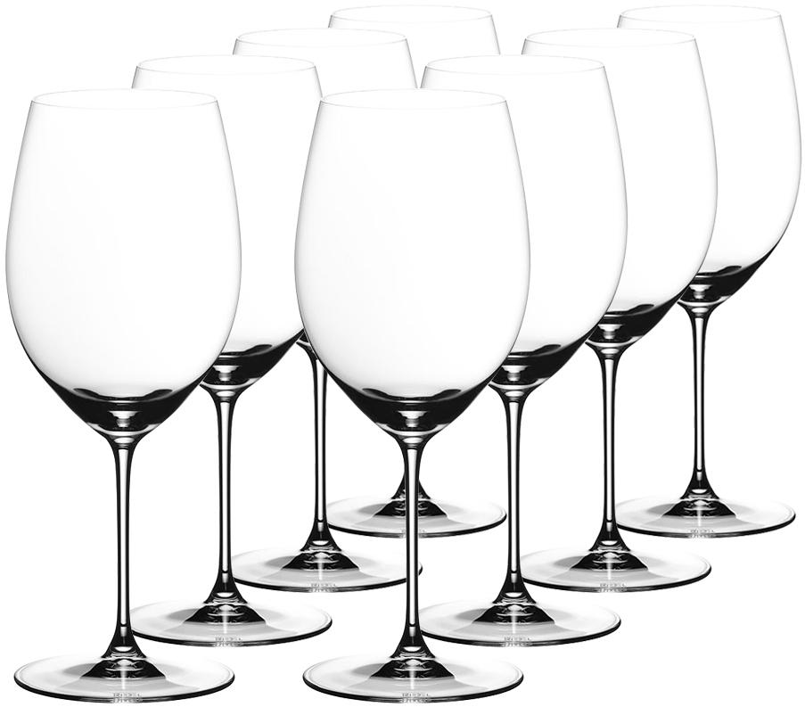 Набор фужеров для вина Riedel Veritas, 8 предметов. 7449/07449/0