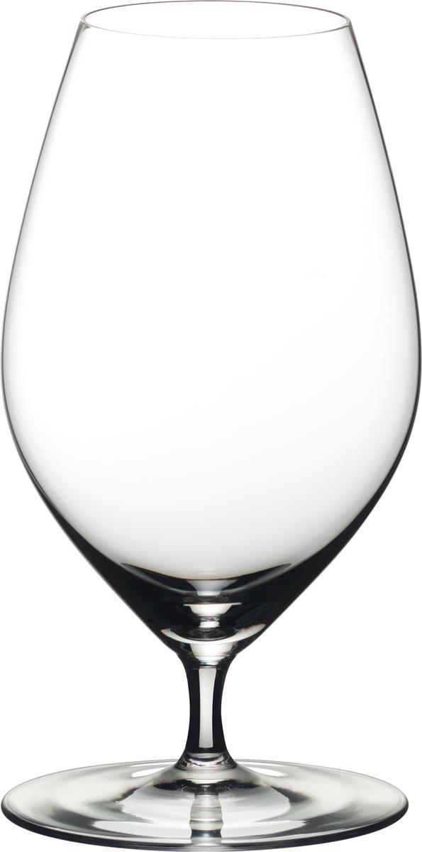 Набор фужеров для пива Riedel Veritas. Beer, цвет: прозрачный, 435 мл, 2 шт6449/11