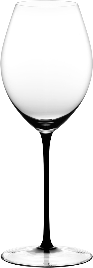Фужер для белого вина Riedel Sommeliers Black Tie. Loire, цвет: прозрачный, черный, 350 мл4100/33