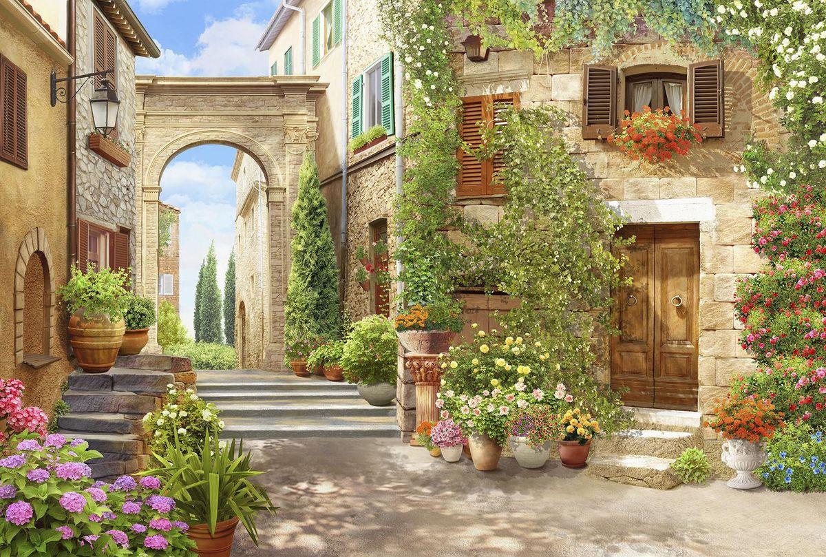 Фотообои флизелиновые Milan Итальянский дворик, текстурные, 4 х 2,7 м. M 461M 461Текстурные флизелиновые фотообои Milan Итальянский дворик позволят создать неповторимый облик помещения, в котором они размещены. Milan — дизайнерская коллекция фотообоев и фотопанно европейского качества, созданная на основе последних тенденций в мире интерьерной моды. Еще вчера эти тренды демонстрировались на подиумах столицы моды, а сегодня они нашли реализацию в декоре стен. Фотообои Milan реализуют концепцию доступности Моды для жителей больших и маленьких городов. Фотообои Milan — мода для стен, доступная каждому! Монтаж: Клеи Quelid Murale, Хенкель Metylan Овалид Т и Pufas Security GK10 . Принцип монтажа: стык в стык.
