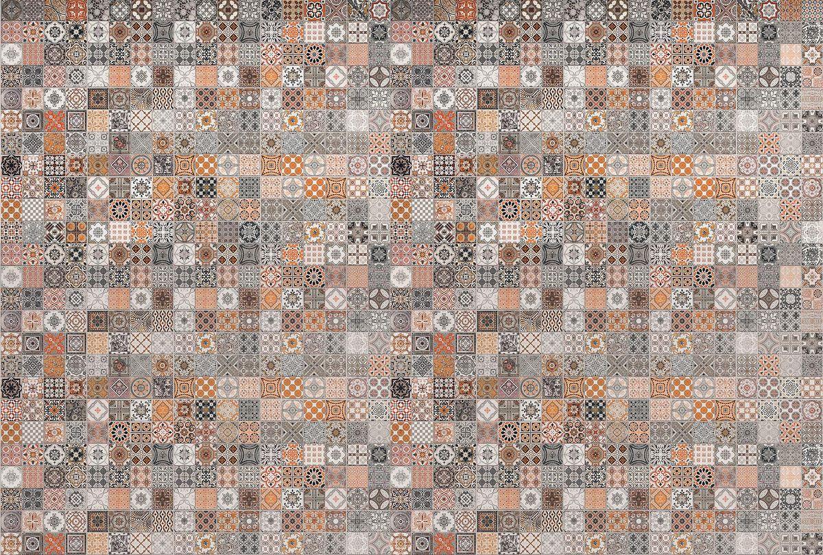 Фотообои флизелиновые Milan Терракотовая мозаика, текстурные, 3 х 2 мM 747Текстурные флизелиновые фотообои Milan Терракотовая мозаика позволят создать неповторимый облик помещения, в котором они размещены. Milan — дизайнерская коллекция фотообоев и фотопанно европейского качества, созданная на основе последних тенденций в мире интерьерной моды. Еще вчера эти тренды демонстрировались на подиумах столицы моды, а сегодня они нашли реализацию в декоре стен. Фотообои Milan реализуют концепцию доступности Моды для жителей больших и маленьких городов. Фотообои Milan — мода для стен, доступная каждому! Монтаж: Клеи Quelid Murale, Хенкель Metylan Овалид Т и Pufas Security GK10 . Принцип монтажа: стык в стык.