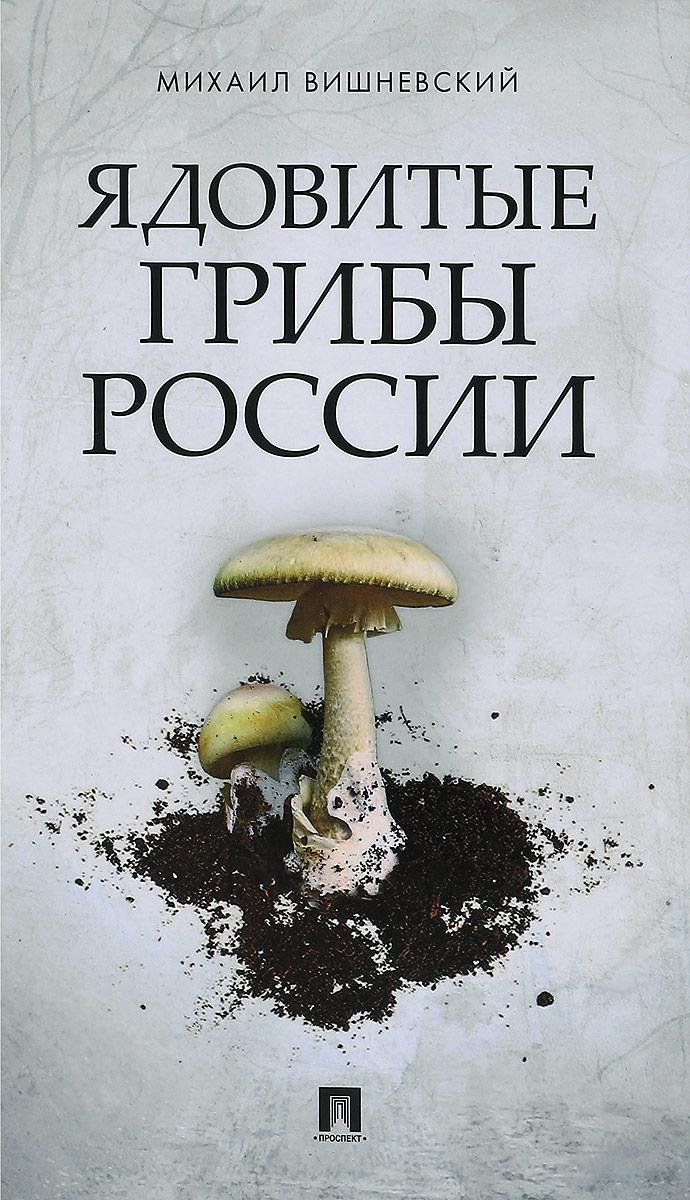 Михаил Вишневский Ядовитые грибы России галлюциногенные грибы где купить