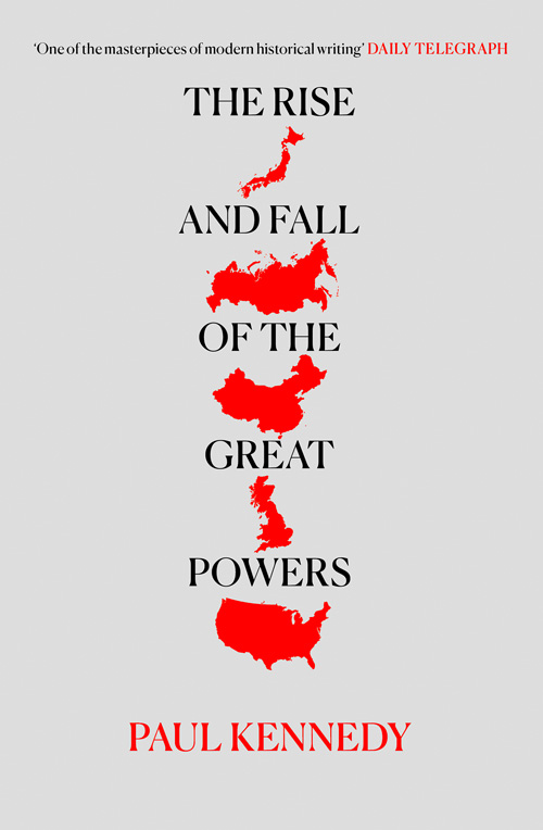 The Rise and Fall of the Great Powers купить