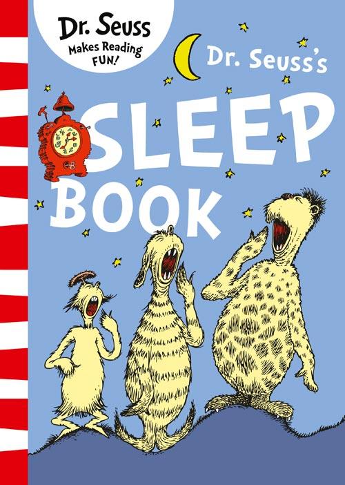 Dr. Seuss's Sleep Book can t you sleep little bear libros infantiles original english books cuentos infantiles educativos children kids picture book