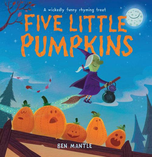 Five Little Pumpkins flat stanley and the missing pumpkins