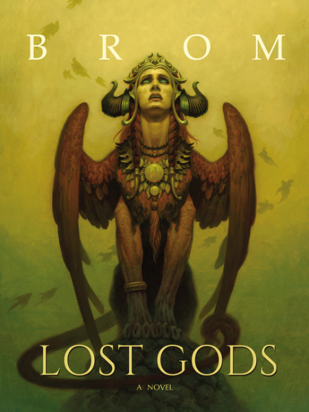 Lost Gods a new lease of death