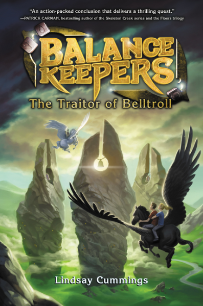 Balance Keepers, Book 3: The Traitor of Belltroll топ finders keepers finders keepers fi022ewhuo78