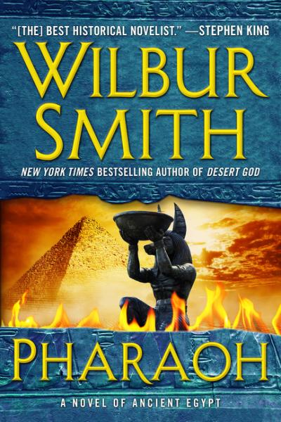 Pharaoh wilbur smith elephant song