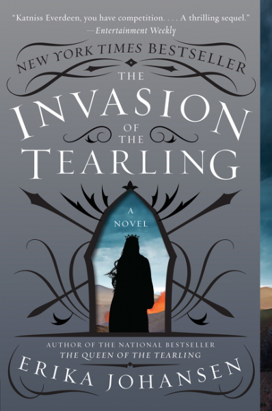 The Invasion of the Tearling erika johansen the queen of the tearling
