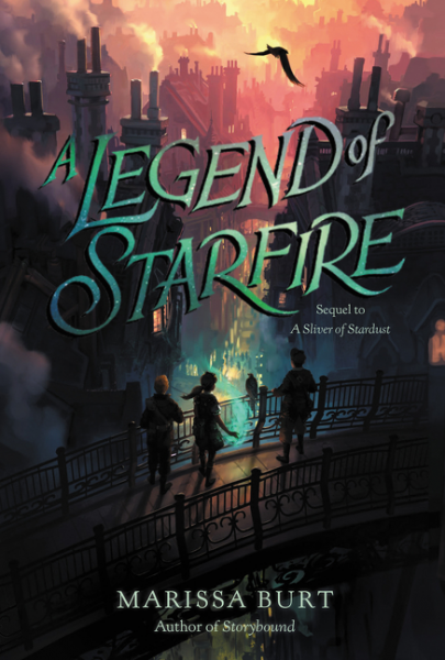 A Legend of Starfire luba and the wren