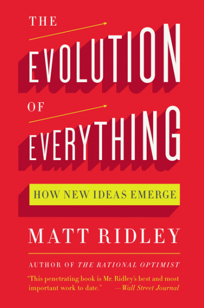 The Evolution of Everything norman god that limps – science and technology i n the eighties