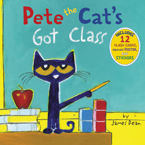 Pete the Cat's Got Class psycho psycho you love us…you hate us