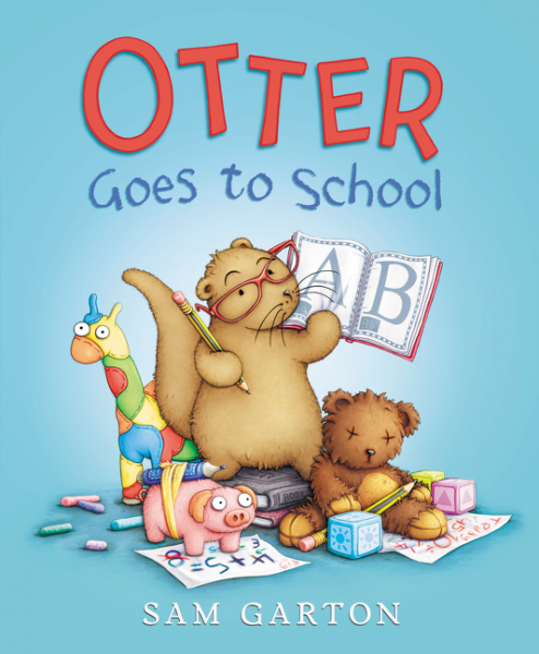 Otter Goes to School my weird school goes to the museum level 2