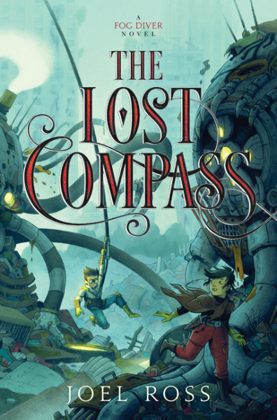 The Lost Compass the fog diver