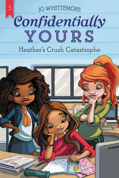 Confidentially Yours #3: Heather's Crush Catastrophe китайский captains of crush купить