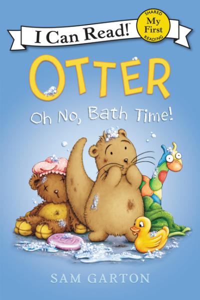 Otter: Oh No, Bath Time! llama llama sand and sun