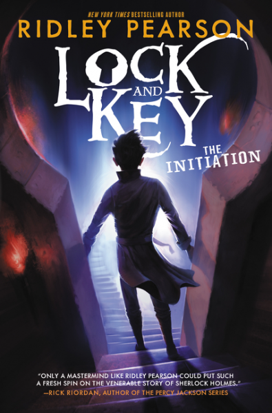 Lock and Key: The Initiation дойль а скандал в богемии и другие лучшие дела шерлока холмса a scandal in bohemia and other best adventures of sherlock holmes