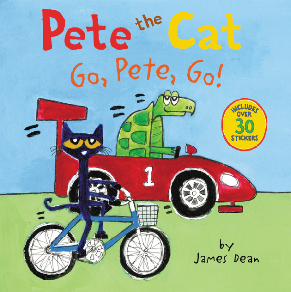 Pete the Cat: Go, Pete, Go! 30pcs in one postcard take a walk on the go new york america christmas postcards greeting birthday message cards 10 2x14 2cm