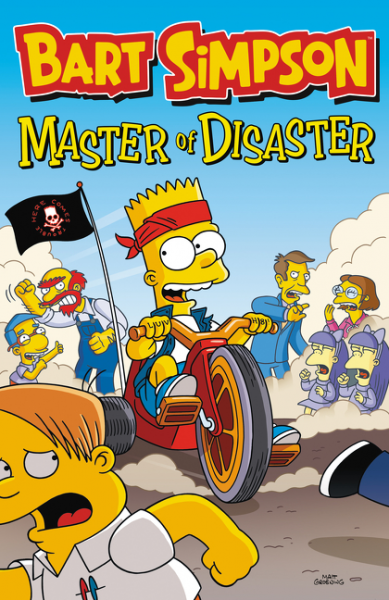 Bart Simpson: Master of Disaster into thin air a personal account of the everest disaster