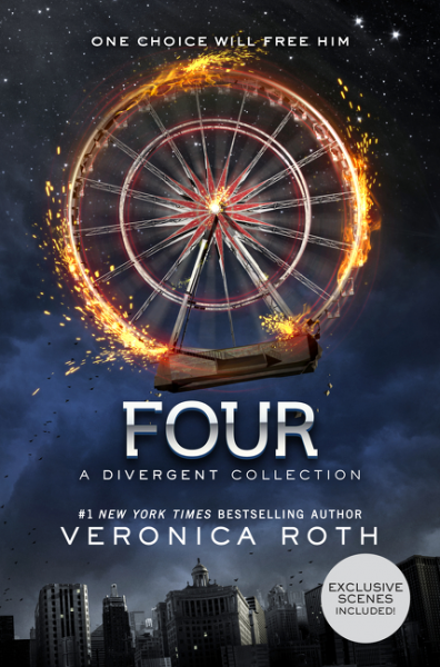 Four: A Divergent Collection four a divergent collection
