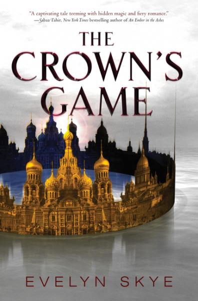 The Crown's Game playwright as enchanter