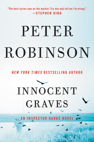 Innocent Graves peter robinson dci banks dry bones that dream